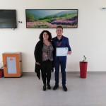 Изпит за владеене на френски език DELF B2 - Светослав Славов  - XIIe клас