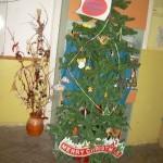 """Сертификат по eTwinning проекта """"Europe's Christmas Tree"""""""