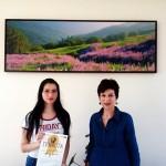"""Дарси Гунешка - второ място в конкурс за есета с есе на тема"""" От Нютон до божествената частица"""" април 2017 година"""