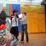 Денис Алфарес - Второ място, поезия, ръководител Мариана Кулева