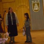 """Елица Инкова, 2в клас, конкурс """"Моето Коледно послание"""", 2012 година"""