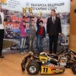 Лора Христова, 3а клас, Вицерепубликански шампион по картинг