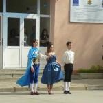 """Ревю """"Модата в Европа през вековете"""""""