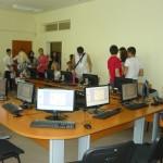 Откриване на кабинет по Информатика и Информационни технологии