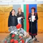 Стефани Борисова - Първо място, поезия, ръководител Милена Цакова