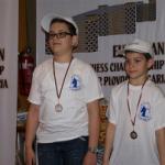 Стилиян Нановски, 3a клас,  държавен вицешампион по шах