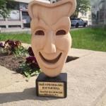 Награда за трупата от ПГПЧЕ - Плевен за най-оригинална постановка в националния кръг на фестивала на училищния театър на немски език - град Сливен - 26-28.04.2018 г.