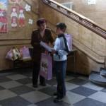 """Милен Иванов е от 5а клас -трето място в Общинския конкурс за рисунка """"Мисия Спaсител"""""""