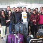 На летище Шарл де Гол