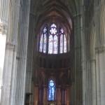 Реймс - Катедралата от вътре
