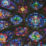 Реймс - Катедралата -стъклописи