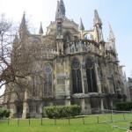 Реймс - Катедралата