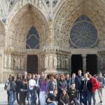 Пред Реимската катедрала