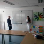Урок по български в Шалон