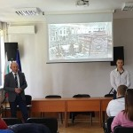 Г-н Тодоров, директор на ПГПЧЕ – сърдечен поздрав към всички участници