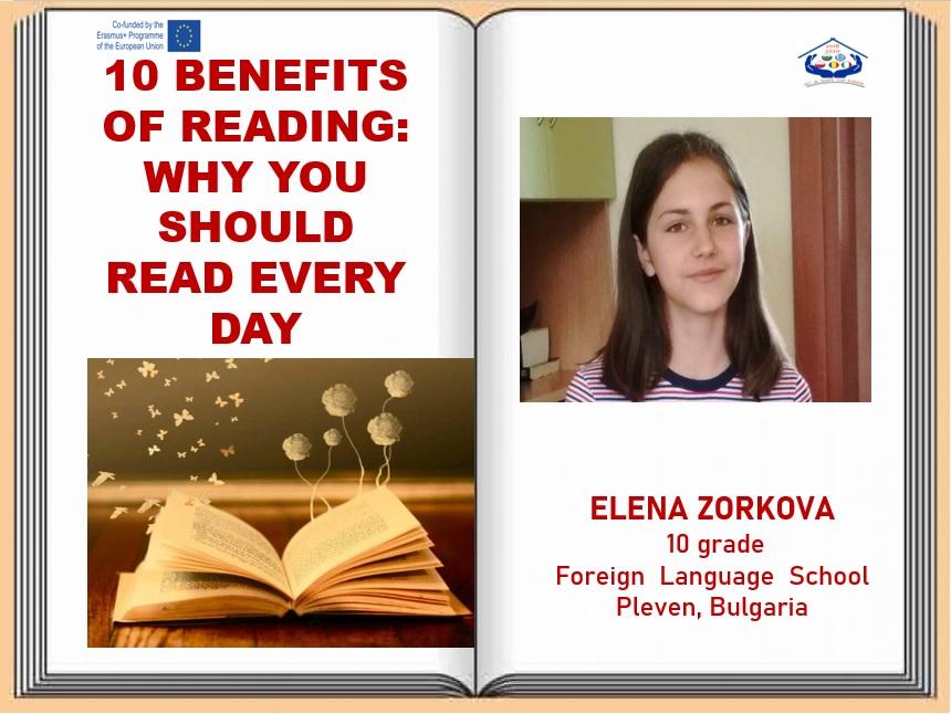 Eлена Зоркова 10.е READING