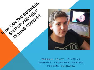 How can the business step up and help during COVID-19-Veselin Valov-9d