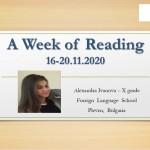 Александра Иванова, 10е клас